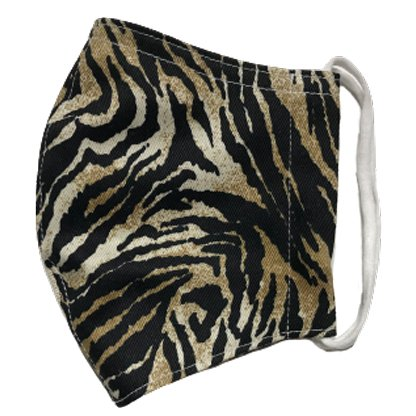 アニマル柄Tigerの布マスク|yume-ribbon|05