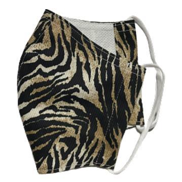 アニマル柄Tigerの布マスク|yume-ribbon|06