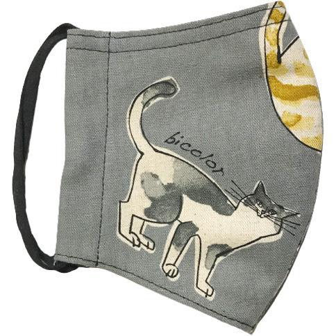 個性豊かな猫たちの秋冬布マスク|yume-ribbon|05