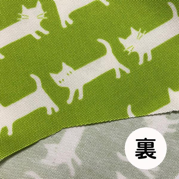 ネコさんが一列に並んでとっても可愛い布マスク |yume-ribbon|02