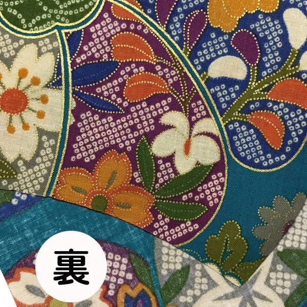 和風和柄の布マスク-3 海外へのお土産に最適 |yume-ribbon|11