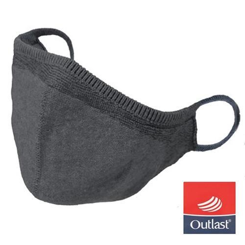 温度調整機能  オールシーズン対応 オシャレニットマスク 柔らかな肌触り 日本製 編み込み一体型 yume-ribbon 06