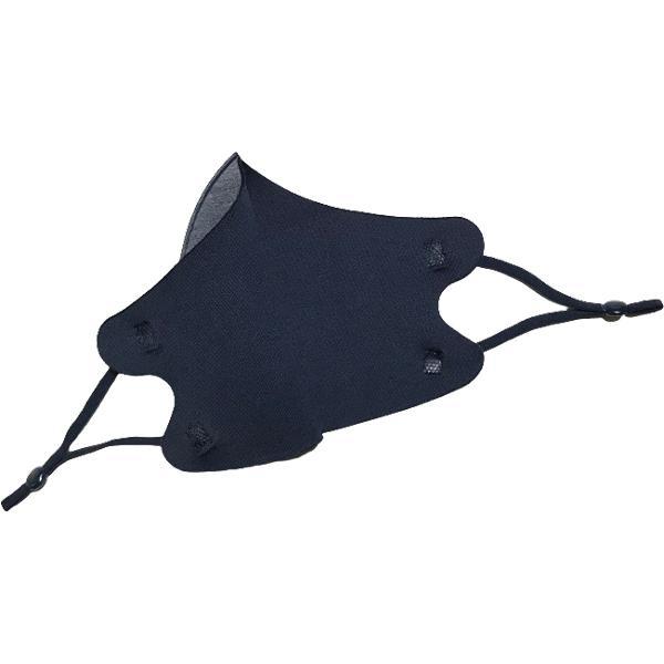 三層の厚み発熱素材秋冬マスク同色2枚セット  しっとり 柔らか あったかHOT マスク 3D立体構造 耳紐アジャスター付き 個包装|yume-ribbon|12