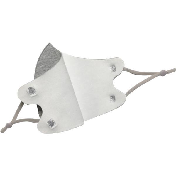 三層の厚み発熱素材秋冬マスク同色2枚セット  しっとり 柔らか あったかHOT マスク 3D立体構造 耳紐アジャスター付き 個包装|yume-ribbon|09