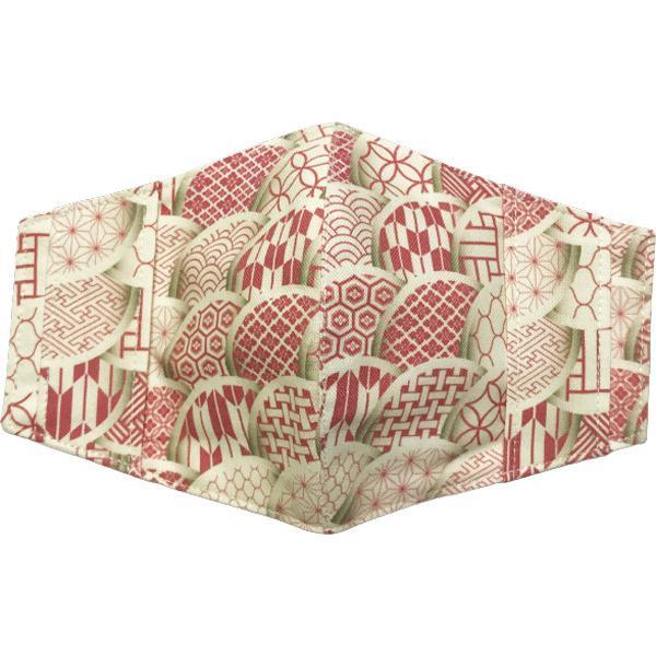 和モダンマスクカバー 不織布マスクを外側につけるタイプ 市販の大人用M・Lサイズの不織布マスク用  肌側に抗ウイルス・抗菌素材使用 日本製 yume-ribbon 14