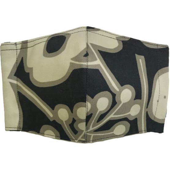 シンプルデザイン植物柄のマスク|yume-ribbon|06