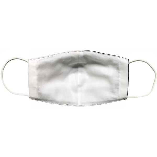 ハワイアンプリントのマスクカバー 不織布マスクがそのまま使える しわになりにくいポリコットン 肌側に抗ウイルス・抗菌素材使用  日本製 yume-ribbon 08
