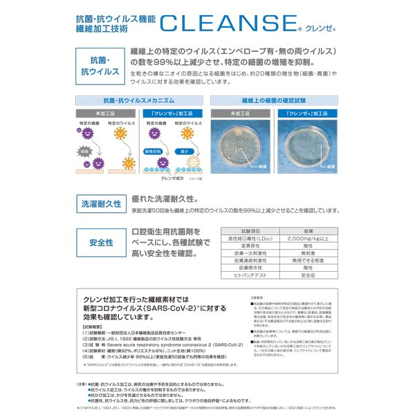 不織布マスクがそのまま使える布マスクカバー 白ネコプリント 肌側に抗ウイルス・抗菌素材使用 猫 日本製 コットン100% yume-ribbon 14