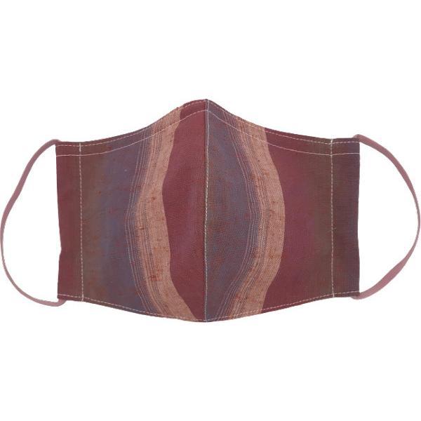 綿紬の和風おしゃれマスク yume-ribbon 10