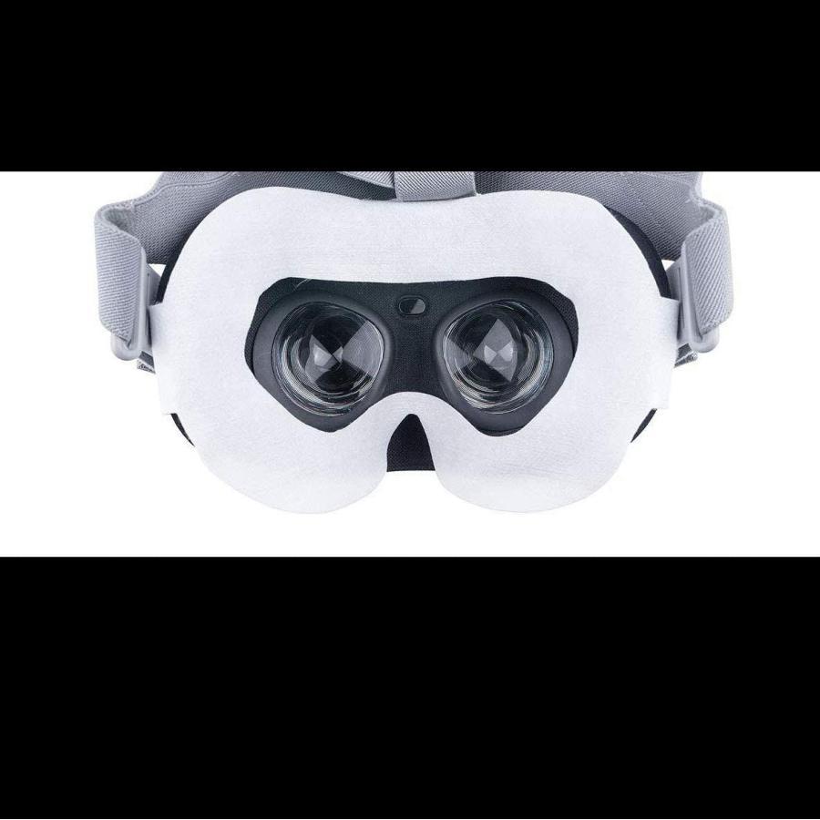 T&B 100枚 Oculus Quest/Oculus Go VR体験用 衛生布 アイマスク VR MASK|yumecocoro|03