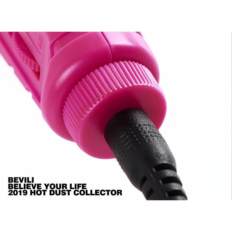 電動ネイルマシン ネイルマシン 電動ネイルケア USB式 かかとケア 爪やすり 甘皮処理 角質除去 細い磨き 電動爪切り 電動爪磨き|yumekakaku|07