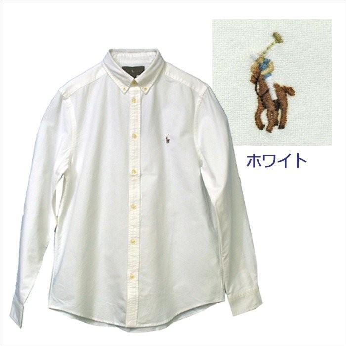 ポロ ラルフローレン オックスフォードシャツ 長袖 メンズ レディース カジュアルシャツ POLO by Ralph Lauren Boy's (#323677133 #323677177 )|yumesse|04