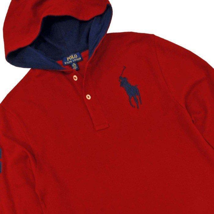 ポロラルフローレン Tシャツ Tパーカー 長袖 メンズ レディース フード付き カットソー ブランド 綿100% #323737843|yumesse|09