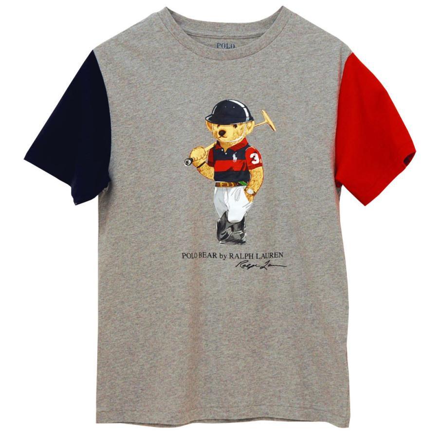ポロラルフローレン ポロベア Tシャツ 半袖 メンズ レディース 2021年 春 新作  綿100% 熊 クマ ブランド おしゃれ POLO Ralph Lauren #323836726|yumesse|02