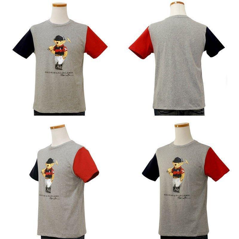 ポロラルフローレン ポロベア Tシャツ 半袖 メンズ レディース 2021年 春 新作  綿100% 熊 クマ ブランド おしゃれ POLO Ralph Lauren #323836726|yumesse|03