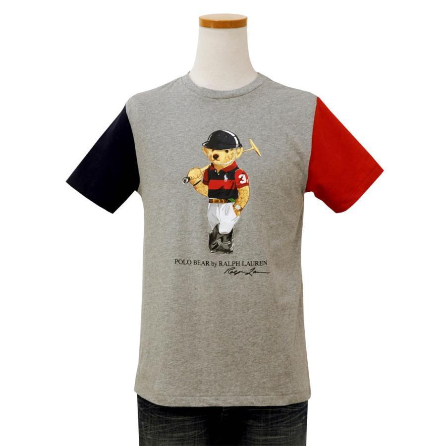 ポロラルフローレン ポロベア Tシャツ 半袖 メンズ レディース 2021年 春 新作  綿100% 熊 クマ ブランド おしゃれ POLO Ralph Lauren #323836726|yumesse|05