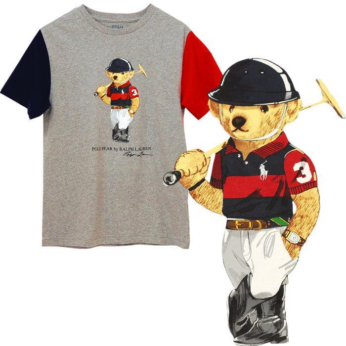 ポロラルフローレン ポロベア Tシャツ 半袖 メンズ レディース 2021年 春 新作  綿100% 熊 クマ ブランド おしゃれ POLO Ralph Lauren #323836726|yumesse|07