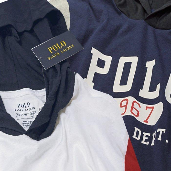 ポロラルフローレン 長袖 Tシャツ Tパーカー メンズ レディース フード付き ブランド 綿100% #323853714|yumesse|06