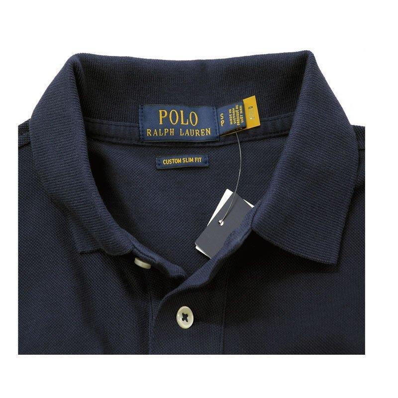 ポロ ラルフローレン ポロシャツ 半袖  メンズ 綿100% おしゃれ ブランド 父の日 プレゼント 春夏コーデ POLO Ralph Lauren  #rl-710688969|yumesse|12