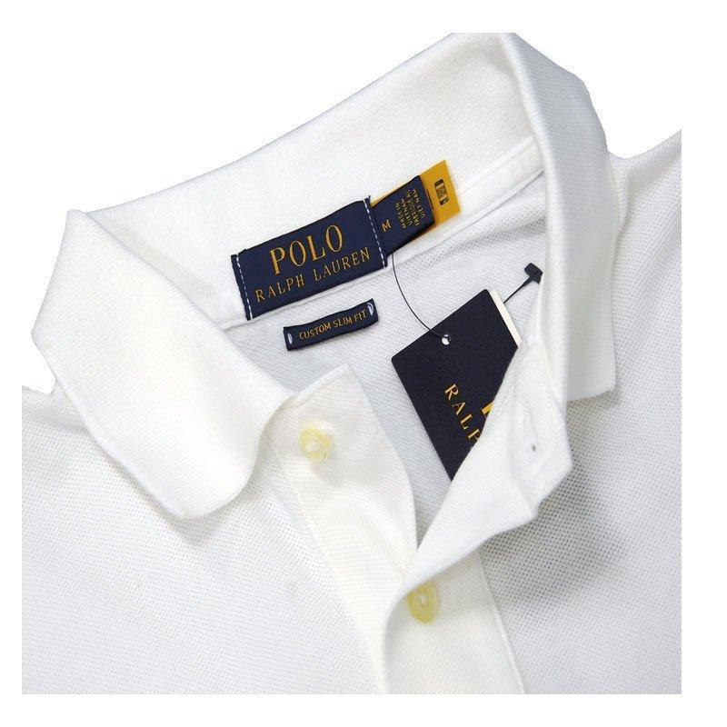 ポロ ラルフローレン ポロシャツ 半袖  メンズ 綿100% おしゃれ ブランド 父の日 プレゼント 春夏コーデ POLO Ralph Lauren  #rl-710688969|yumesse|10