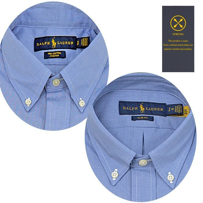 ポロラルフローレン シャツ 長袖 メンズ  おしゃれ ブランド カジュアル 大きいサイズ  POLO Ralph Lauren  #rl-710705269|yumesse|17