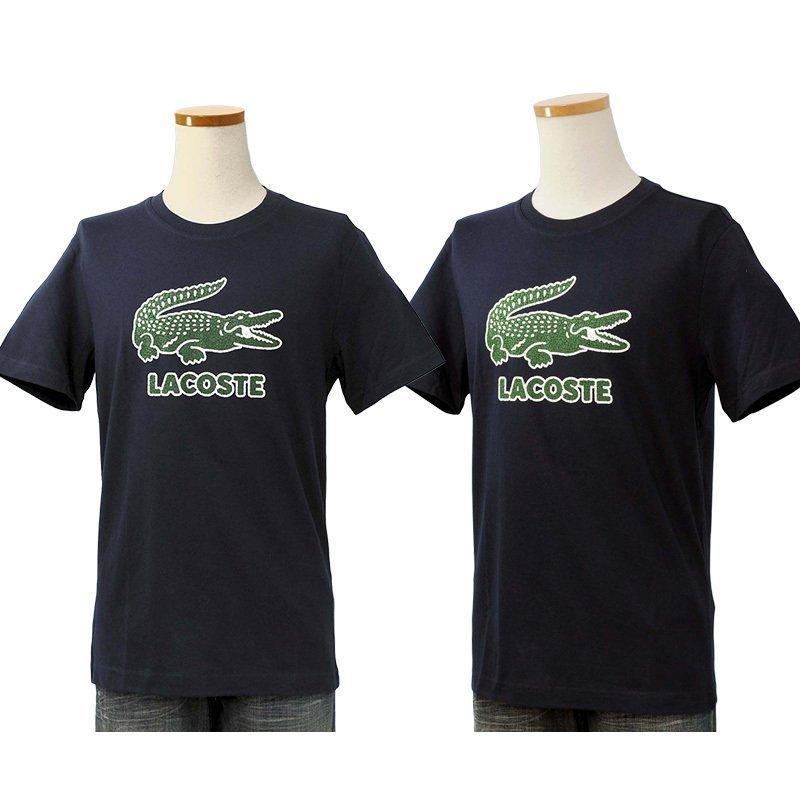 ラコステ Tシャツ メンズ 半袖 ブランド 大きい オシャレ Lacoste 綿100% 父の日 プレゼント カットソー XXL #th-0063-51|yumesse|08