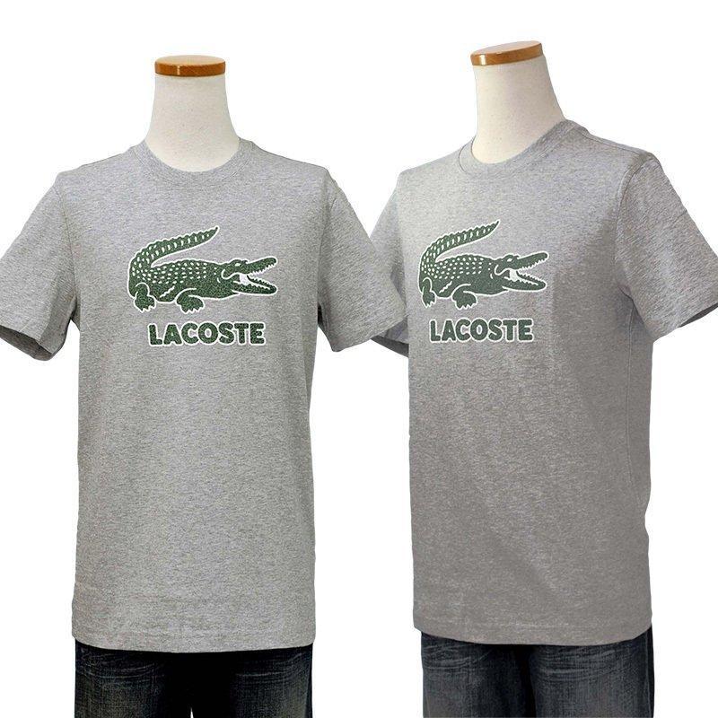 ラコステ Tシャツ メンズ 半袖 ブランド 大きい オシャレ Lacoste 綿100% 父の日 プレゼント カットソー XXL #th-0063-51|yumesse|09
