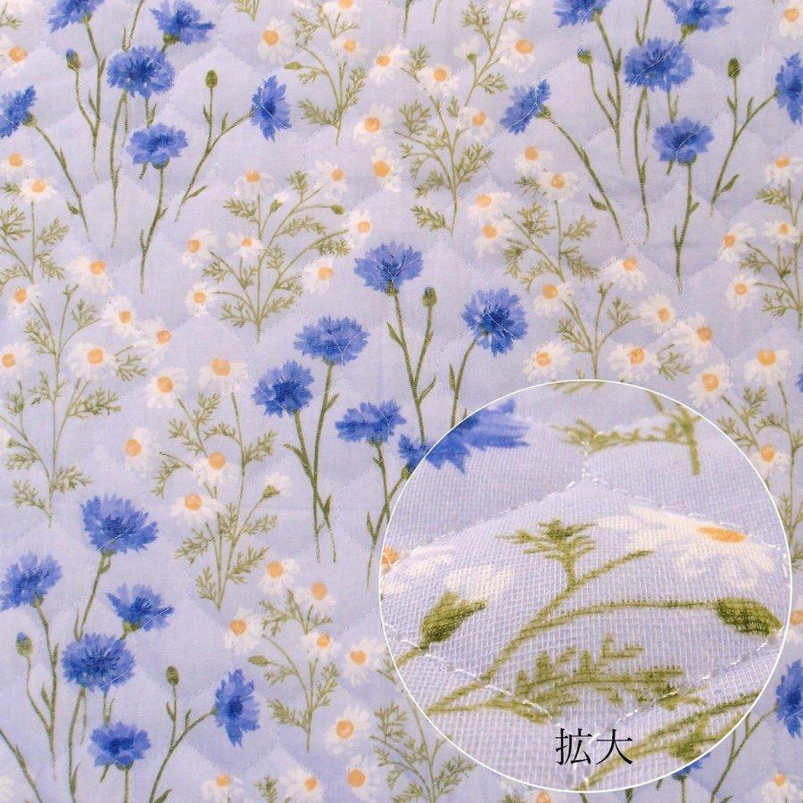 敷きパッド シングル 100×205cm 二重ガーゼ シングルサイズ 花柄 敷パッド S ガーゼ生地 肌にやさしいガーゼ素材 丸洗いOK ベッドパット yumesse 07