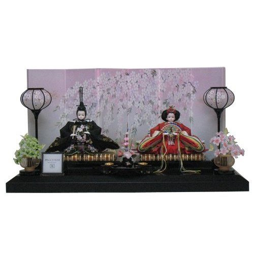 ひな人形 大三五親王飾りYN0234H 雛人形