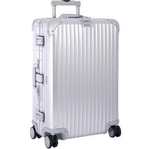 【リモワ】RIMOWA TOPAS トパーズ マルチホイール 932.63 64L アルミ シルバー 4輪 スーツケース 93263 900.63 90063