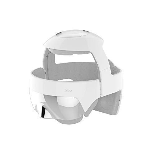 breo(ブレオ) i-Brain5S(アイブレイン5エス) トータルヘッドスパ 頭 目元 USB充電 エア 温め リラックス コードレス メーカー保