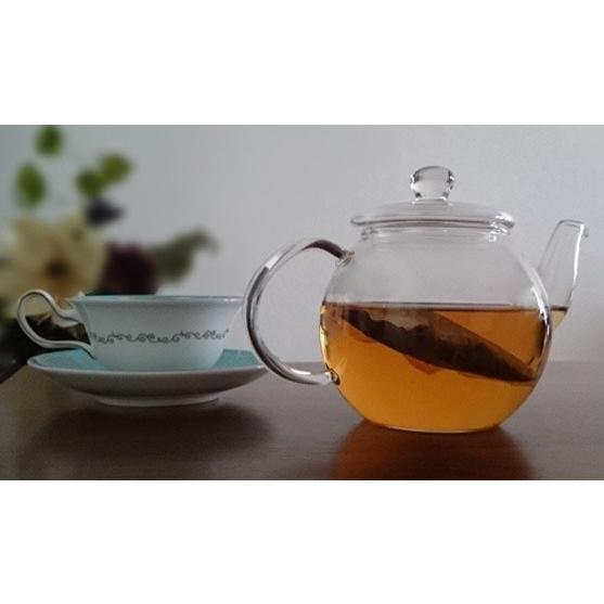 国産 蓮の葉茶 「蓮茶ん」2.5g×10パック入り 2個セット 佐賀県産|yuru-yakuzen|02