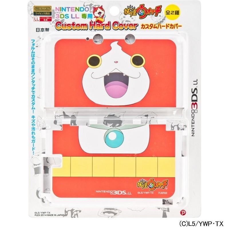妖怪ウォッチ NINTENDO 3DSLL専用 カスタムハードカバー ジバニャンVer. ._|yusyo-shopping|02