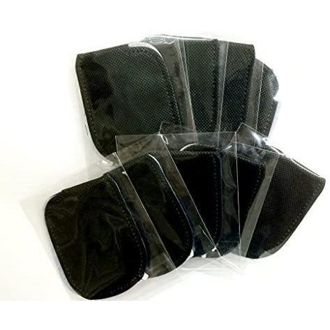 不織布 使い捨て アイマスク 個包装 ブラック 100枚セット|yuta-shop|03