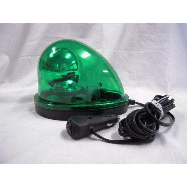 回転灯緑色発光10台まとめて¥6000