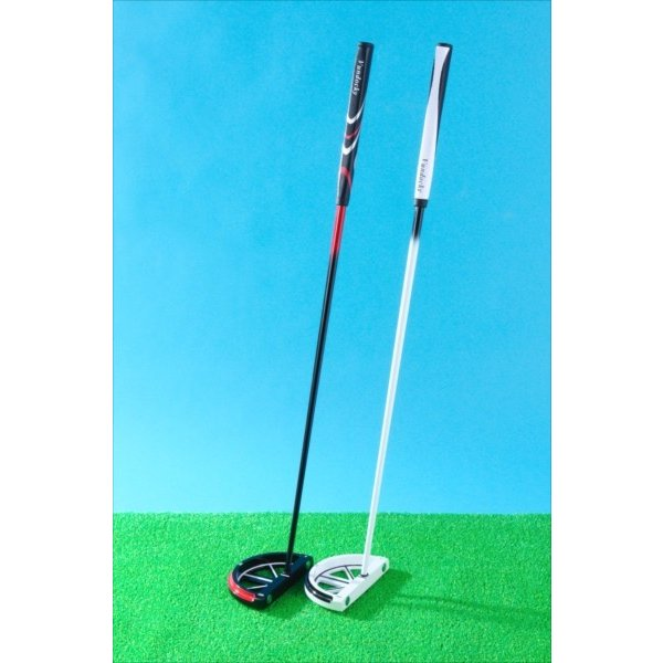 立ち続けるパターブンドッキー / ORG-20 ORG-21 パター ゴルフ 自立 ブレ防止 柔らか 距離感