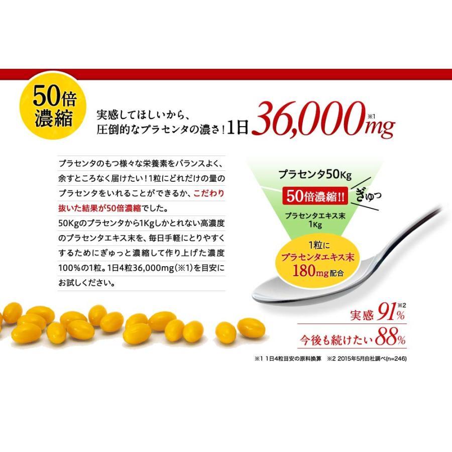 プラセンタ100 5袋セット 27000 チャレンジパック|yuu-shop|05