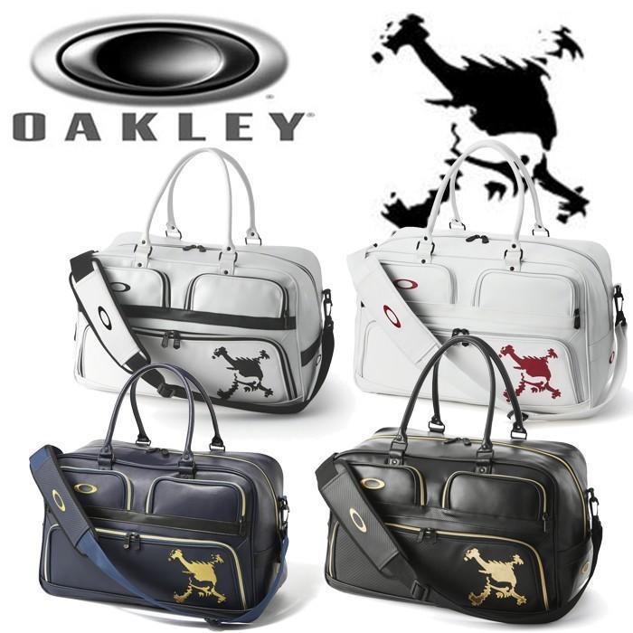 日本正規品 オークリー スカルゴルフ ボストンバック 10.0 92922JP 【OAKLEY SKULL BOSTON BAG 10.0】【2016年】