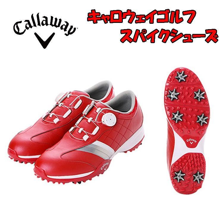 日本正規品 キャロウェイ アーバン LS 17 247-7983502 ゴルフシューズ 【Urban Ls 17 AM】【ダイヤル式】