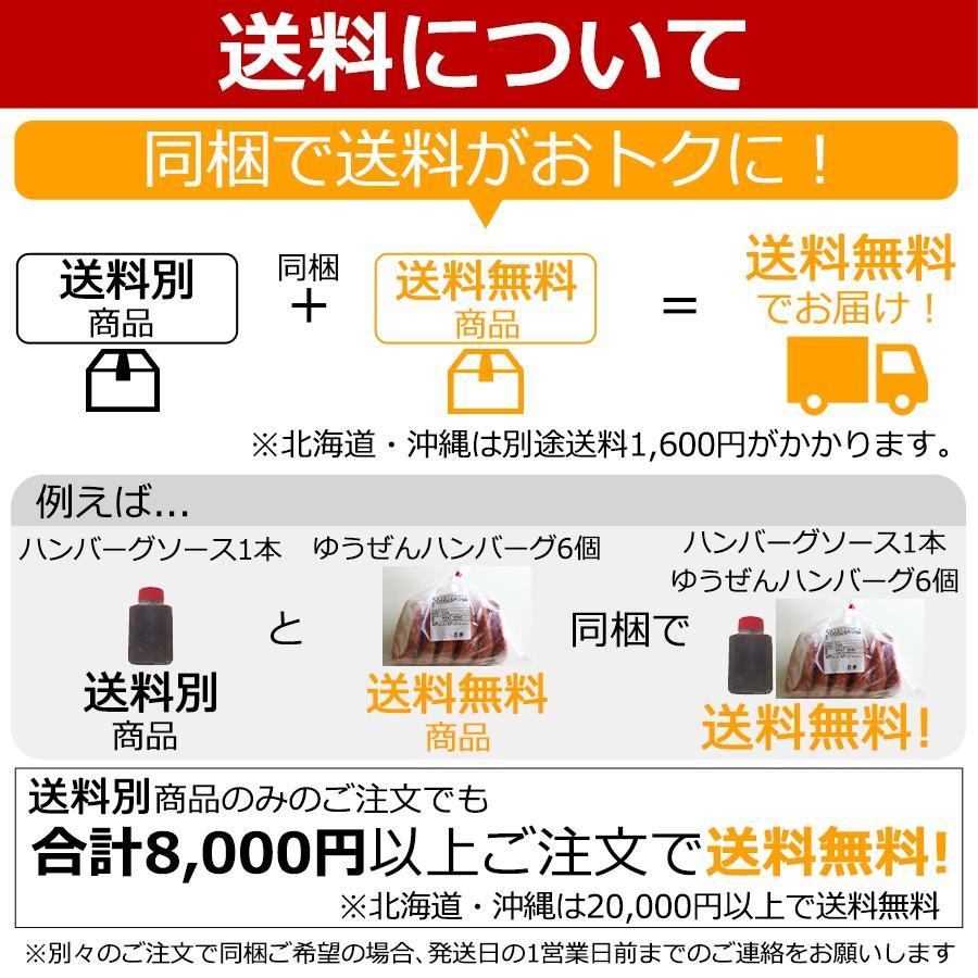無添加 ハンバーグソース 160g 当店のハンバーグのために作りました プロの料理人も絶賛 yuuzen-hb 06