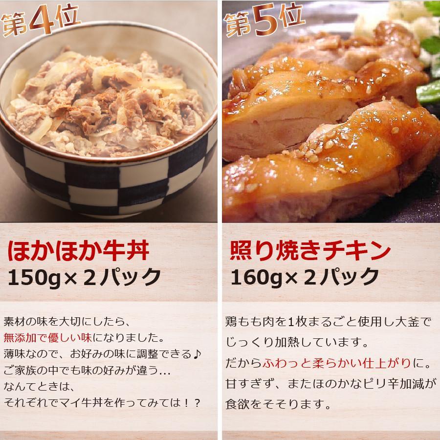惣菜 冷凍 肉 セット 無添加 年間ベストヒットまるごとセット ハンバーグ グルメ お取り寄せ 詰め合わせ お試し|yuuzen-hb|06