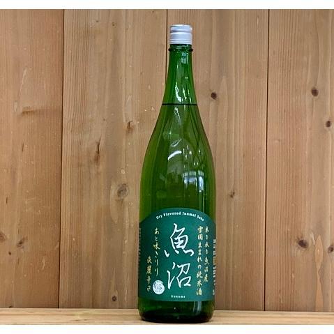 白瀧酒造 魚沼 辛口純米酒 1800ml|yuzawa-takahashiya