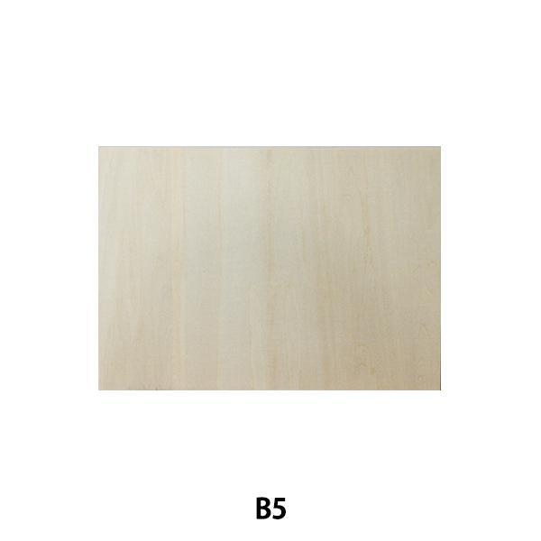 画材 ベニヤパネル B5 定番キャンバス 期間限定今なら送料無料