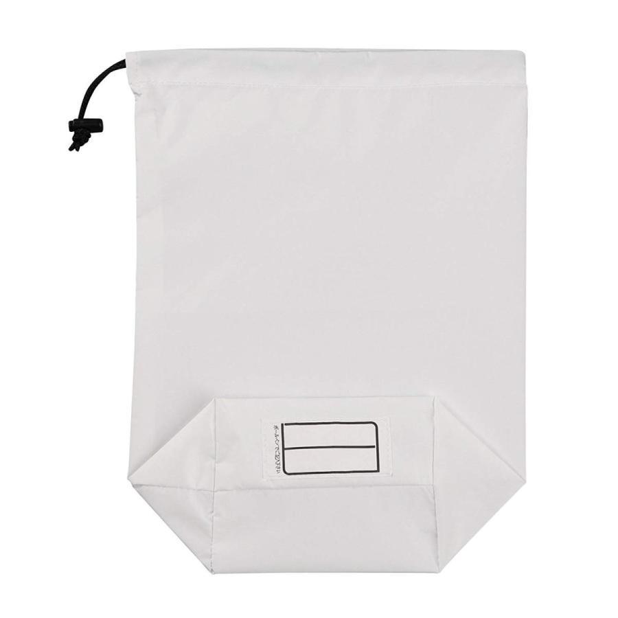 スミクラ 防水透湿 レインパーカ ホワイト S (145~155cm) 全2色 7サイズ 収納袋付き 2層レイヤー N-655