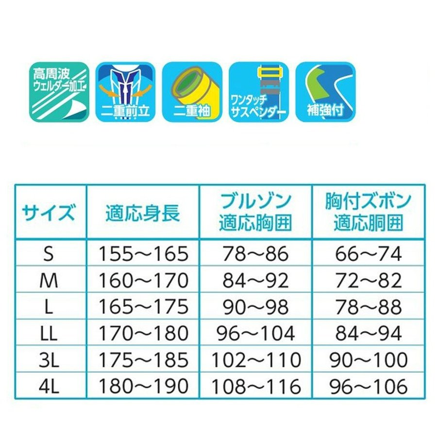 弘進ゴム/ダイナギア パーカー/レインジャケット・ヤッケ サイズ:3L カラー:ホワイト