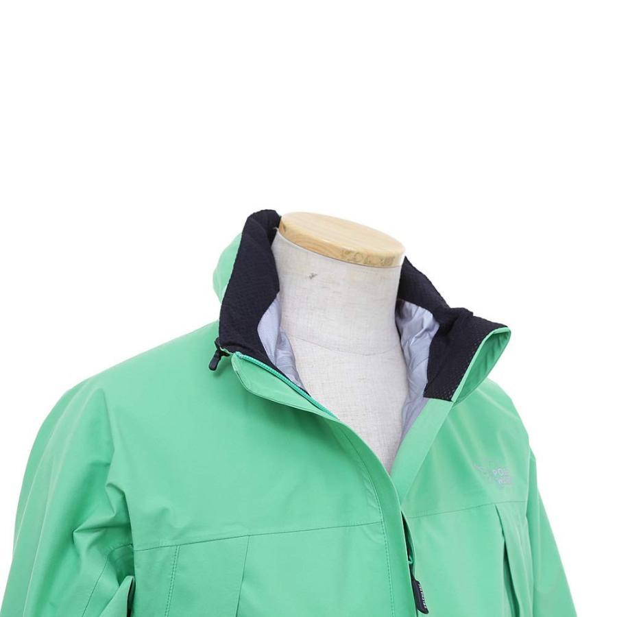 ポールワーズ(ポールワーズ) レインジャケット メンズ DF RAIN JKT M'S PWO15S0119M (グリーン/LL/Men's