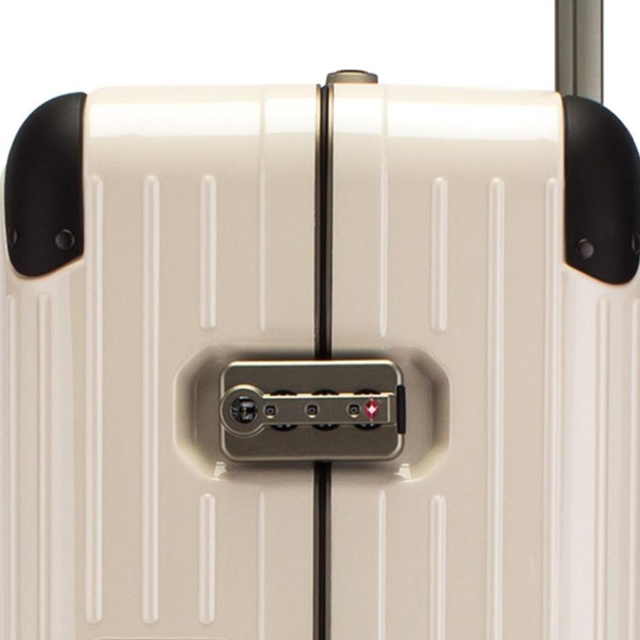 リモワ Rimowa スーツケース 98L リンボ 4輪 882.77.13.5 マルチホイール クリームホワイト Limbo Multi