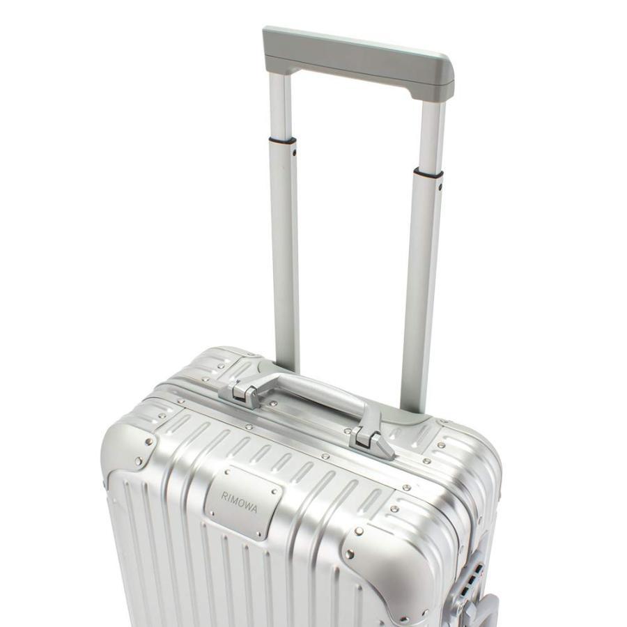 リモワ RIMOWA Newモデル オリジナル 92553004 キャビン 35L 4輪 機内持ち込み スーツケース シルバー Origi