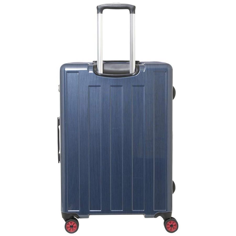 SKY NAVIGATOR スカイナビゲーター スーツケース TSAロック搭載 4輪 84(97)L 1週間以上用 65cm SK-0782