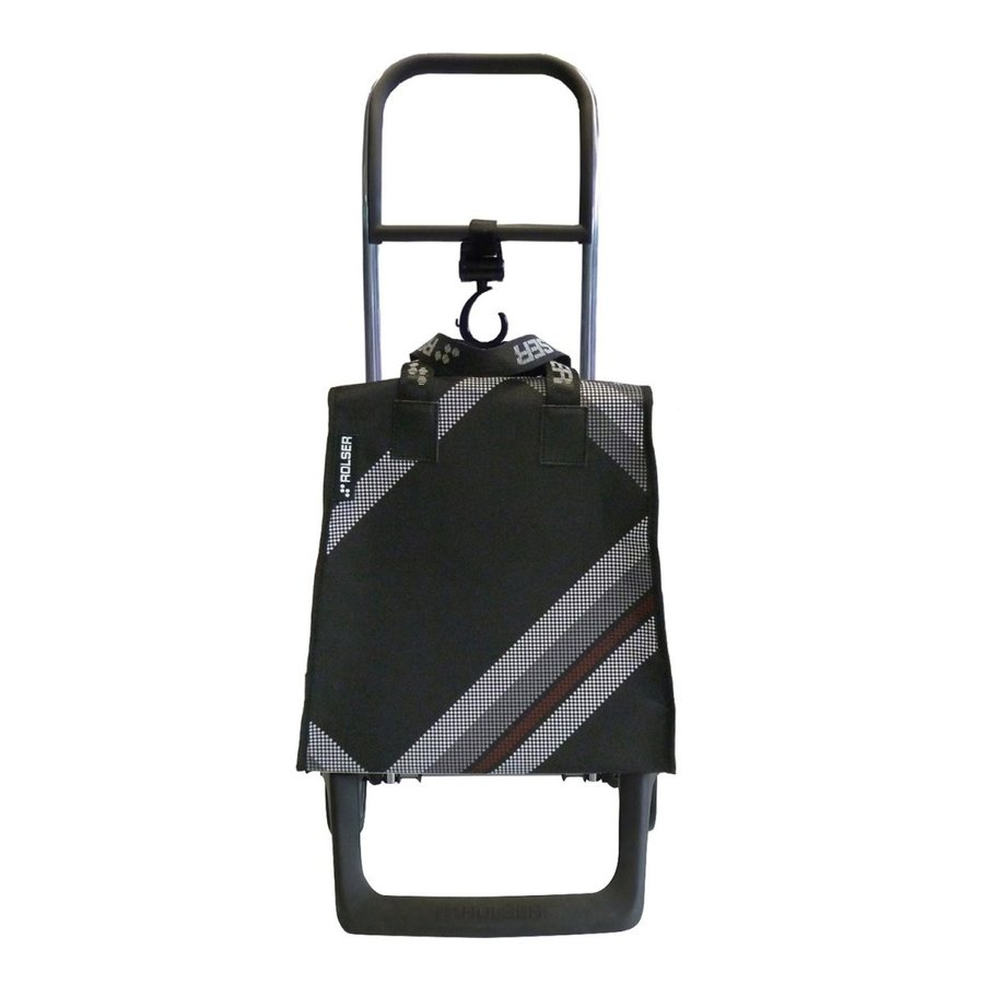 ロルサー 折りたたみショッピングカート ミック ボラ ブラック RS-03M